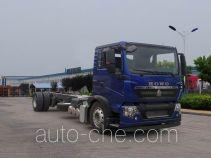 Шасси грузового автомобиля Sinotruk Howo ZZ1187N641GE1