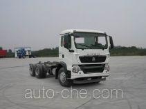 Шасси грузового автомобиля Sinotruk Howo ZZ1257N324GD1