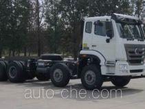 Шасси грузового автомобиля Sinotruk Hohan ZZ1315N3266D1