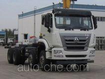 Шасси грузового автомобиля Sinotruk Hohan ZZ1315N3666D1