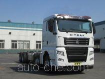 Шасси грузового автомобиля Sinotruk Sitrak ZZ1316V466HE1