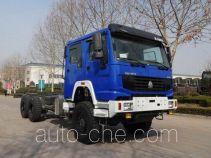 Шасси грузовика повышенной проходимости Sinotruk Howo ZZ2257N4657D5