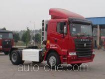 Седельный тягач контейнеровоз Sinotruk Hania ZZ4185N3815C1CZ