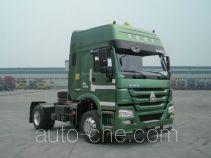Седельный тягач для перевозки опасных грузов Sinotruk Howo ZZ4187N3617E1W