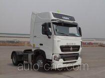 Седельный тягач для перевозки опасных грузов Sinotruk Howo ZZ4187V361HD1W