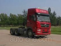 Седельный тягач для перевозки опасных грузов Sida Steyr ZZ4253N324GE1W