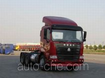 Седельный тягач контейнеровоз Sinotruk Hania ZZ4255M2945C1Z