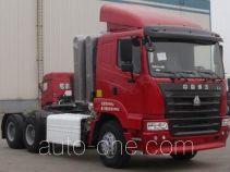 Седельный тягач контейнеровоз Sinotruk Hania ZZ4255M3845C1CZ