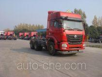 Седельный тягач Sinotruk Hohan ZZ4255N3243D1W