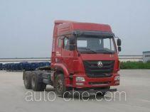Седельный тягач Sinotruk Hohan ZZ4255N3243E1