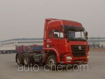 Седельный тягач Sinotruk Hohan ZZ4255N3246D1