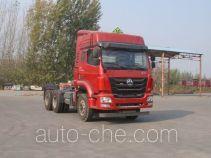 Седельный тягач Sinotruk Hohan ZZ4255N3246D1W
