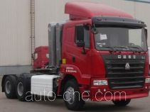 Седельный тягач контейнеровоз Sinotruk Hania ZZ4255N3845C1CZ