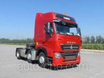 Седельный тягач для перевозки опасных грузов Sinotruk Howo ZZ4257V25CHD1W
