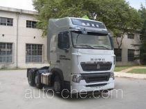 Седельный тягач для перевозки опасных грузов Sinotruk Howo ZZ4257V26FHD1W