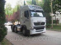 Седельный тягач для перевозки опасных грузов Sinotruk Howo ZZ4257V26FHE1W
