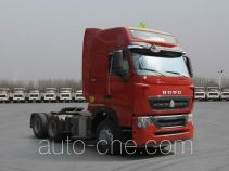 Седельный тягач для перевозки опасных грузов Sinotruk Howo ZZ4257V323HD1W