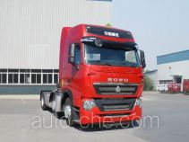 Седельный тягач для перевозки опасных грузов Sinotruk Howo ZZ4257W25CHE1W