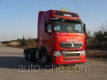 Седельный тягач для перевозки опасных грузов Sinotruk Howo ZZ4257W324HE1W