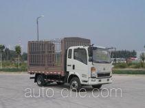 Грузовик с решетчатым тент-каркасом Sinotruk Howo ZZ5047CCYG3314E143