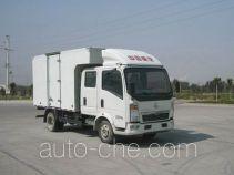 Фургон (автофургон) Sinotruk Howo ZZ5047XXYD3413D545
