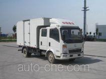 Фургон (автофургон) Sinotruk Howo ZZ5047XXYD3413D5Y45