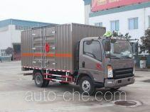 Автофургон для перевозки легковоспламеняющихся жидкостей Sinotruk Howo ZZ5087XRYF331CE183