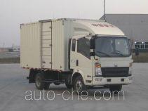 Фургон (автофургон) Sinotruk Howo ZZ5087XXYF341BD183