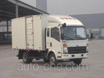 Фургон (автофургон) Sinotruk Howo ZZ5087XXYF341CD183