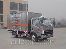 Автофургон для перевозки легковоспламеняющихся жидкостей Sinotruk Howo ZZ5107XRYG421CE1