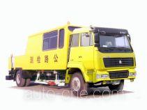 Дорожная испытательная машина Sida Steyr ZZ5156TLCL6016F