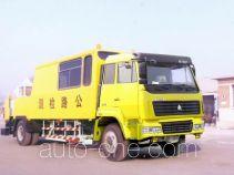 Дорожная испытательная машина Sida Steyr ZZ5156TLCM6016C1