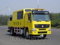 Дорожная испытательная машина Sinotruk Howo ZZ5157TLCN5618W