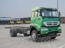Шасси автофургона Sida Steyr ZZ5161XXYK521GD1