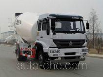 Автобетоносмеситель Huanghe ZZ5164GJBK3816D1