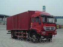 Фургон (автофургон) Huanghe ZZ5164XXYG5616D1