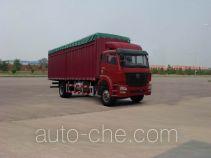 Автофургон с тентованным верхом Sinotruk Hohan ZZ5165CPYF5213C1