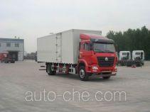Фургон (автофургон) Sinotruk Hohan ZZ5165XXYM5713E1L