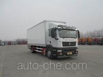 Фургон (автофургон) Sinotruk Sitrak ZZ5176XXYM561GE1