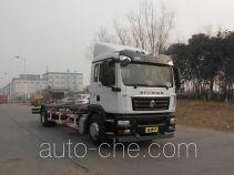 Почтовый грузовой автомобиль с отсоединяемым фургоном Sinotruk Sitrak ZZ5176ZKYM561GE1