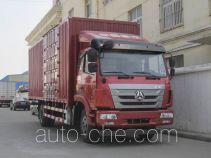 Фургон (автофургон) Sinotruk Hohan ZZ5185XXYK5113E1