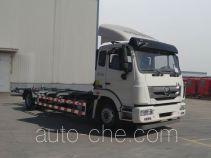 Почтовый грузовой автомобиль с отсоединяемым фургоном Sinotruk Hohan ZZ5185ZKYN7113E1