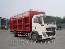 Грузовой автомобиль для перевозки скота (скотовоз) Sinotruk Howo ZZ5187CCQK501GE1