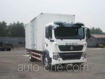 Фургон (автофургон) Sinotruk Howo ZZ5187XXYK561GE1