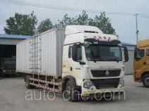 Фургон (автофургон) Sinotruk Howo ZZ5187XXYN711GE1