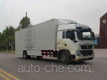 Фургон (автофургон) Sinotruk Howo ZZ5187XXYN711GE1H
