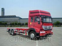 Грузовой автомобиль с отсоединяемым кузовом Huanghe ZZ5204ZKXK52H6D1