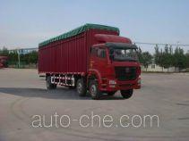 Автофургон с тентованным верхом Sinotruk Hohan ZZ5205CPYK56C3C1
