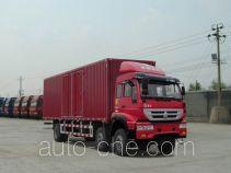 Фургон (автофургон) Huanghe ZZ5254XXYK56C6D1