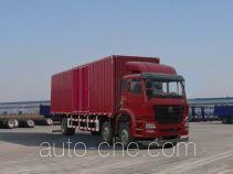 Фургон (автофургон) Sinotruk Hohan ZZ5255XXYM56C3C1